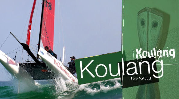 Semaine Voile � Koulang